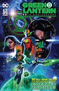 [Green Lantern: 80th Anniversary 100 Page Super Spectacular #1 (Product Image)]