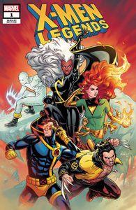 [X-Men: Legends #1 (Dauterman Variant) (Product Image)]