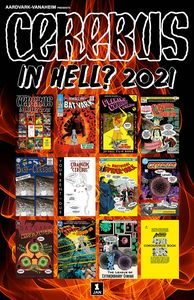 [Cerebus In Hell? 2021 (Preview One Shot) (Product Image)]