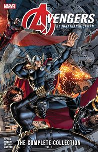 [Avengers By Hickman: Complete Collection: Volume 1 (Product Image)]