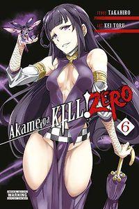 [Akame Ga Kill Zero: Volume 6 (Product Image)]