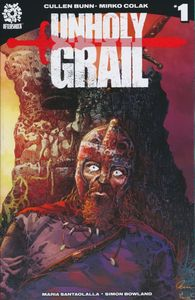 [Unholy Grail #1 (Cover A Colak) (Product Image)]