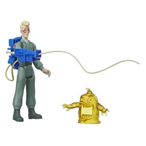 [The Real Ghostbusters: Action Figure: Kenner Classics Egon Spengler (Product Image)]