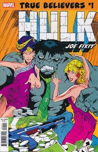 [True Believers: Hulk: Joe Fixit #1 (Product Image)]