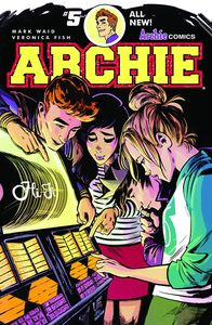 [Archie #5 (Veronica Fish Cover A) (Product Image)]