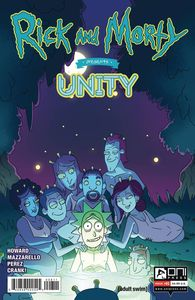 [Rick & Morty Presents: Unity #1 (Cover A Cannon) (Product Image)]