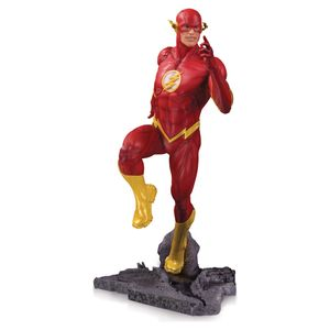 [DC: Core Statue: The Flash (Product Image)]