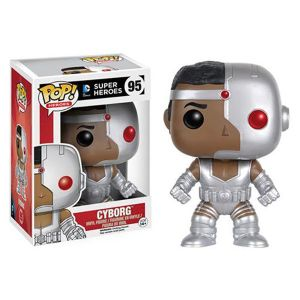 [DC: Pop! Vinyl Figures: Cyborg (Product Image)]