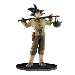 [Dragon Ball Z: Banpresto World Figure Colosseum Statue: Son Goku (Normal Colour) (Product Image)]