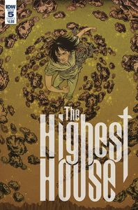 [Highest House #5 (Cover A Shimizu) (Product Image)]