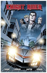 [Knight Rider: Volume 1 (Product Image)]