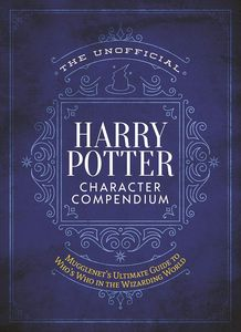 [The Unofficial Harry Potter Character Compendium (Hardcover) (Product Image)]