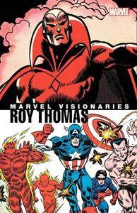 [Marvel: Visionaries (Product Image)]