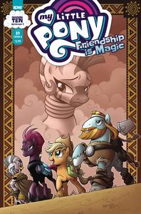 [My Little Pony: Friendship Is Magic #89 (Cover B Hickey) (Product Image)]