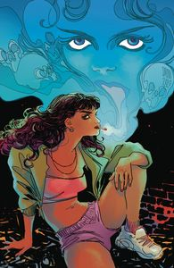 [Many Deaths Of Laila Starr #3 (Cover B Dani Foil) (Product Image)]