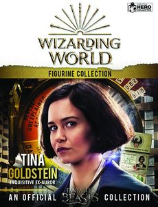 [Wizarding World Figurine Collection: Tina Goldstein (Product Image)]