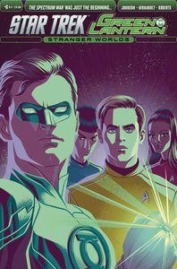 [Star Trek/Green Lantern: Volume 2 #6 (Subscription Variant) (Product Image)]