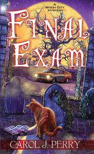[A Witch City Mystery: Book 8: Final Exam (Product Image)]