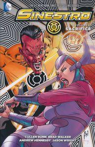 [Sinestro: Volume 2: Sacrifice (Product Image)]