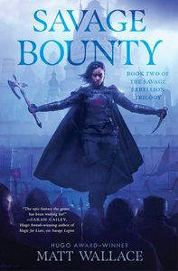 [Savage Rebellion: Book 2: Savage Bounty (Product Image)]