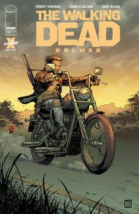 [Walking Dead: Deluxe #15 (Cover B Moore & Mccaig) (Product Image)]