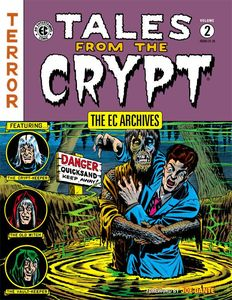 [The EC Archives: Tales From The Crypt: Volume 2 (Hardcover) (Product Image)]