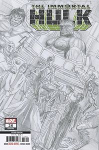 [Immortal Hulk #26 (2nd Printing Variant) (Product Image)]