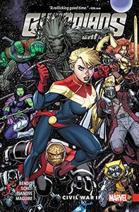 [Guardians Of Galaxy: Volume 3: Civil War II: New Guard (Hardcover - Premiere Edition) (Product Image)]