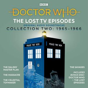 [Doctor Who: The Lost TV Episodes Collection Two: 1st Doctor TV Soundtracks (Product Image)]