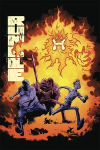 [Rumble #6 (Cover B Snejbjerg) (Product Image)]