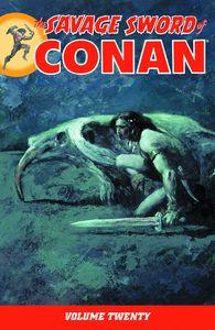 [Savage Sword Of Conan: Volume 20 (Product Image)]