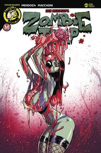 [Zombie Tramp Ongoing #43 (Cover C Federhenn) (Product Image)]