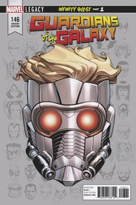 [Guardians Of The Galaxy #146 (McKone Legacy Headshot Variant) (Legacy) (Product Image)]