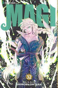 [Magi: Volume 32 (Product Image)]