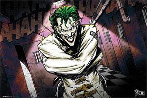 [Jokers Comics: Poster: Asylum (Product Image)]
