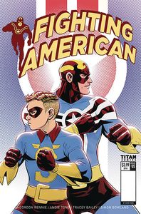 [Fighting American: Ties That Bind #1 (Cover C Tong) (Product Image)]