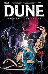 [Dune: House Atreides #1 (2nd Printing) (Product Image)]