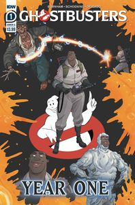 [Ghostbusters: Year One #1 (Cover A Shoening) (Product Image)]