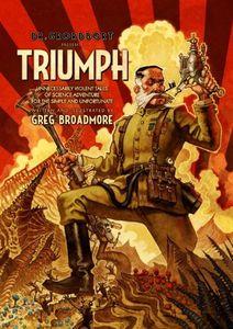[Dr Grordbort Presents: Triumph (Hardcover) (Product Image)]
