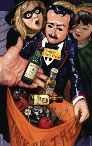 [Edgar Allan Poe: Snifter Of Death #1 (Product Image)]