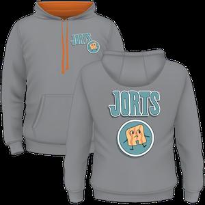 [Hilda: Hoodie: Jorts Logo (Product Image)]