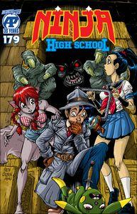 [Ninja High School #179 (Product Image)]