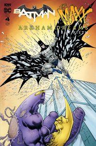 [Batman/The Maxx: Arkham Dreams #4 (Cover A Kieth) (Product Image)]