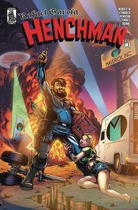 [Rafael Garcia: Henchman #1 (Cover A Herrera) (Product Image)]