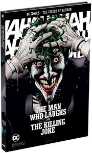 [DC: Graphic Novel Collection: Legends Of Batman: Volume 34: Man Who Laughs/Killing Joke (Hardcover) (Product Image)]