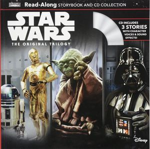 [Star Wars: The Original Trilogy Read Along (Product Image)]