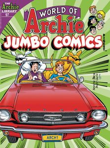 [World Of Archie: Jumbo Comics Digest #97 (Product Image)]