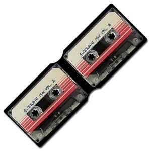 [Guardians Of The Galaxy Vol. 2: Card Holder: Mixtape (Product Image)]