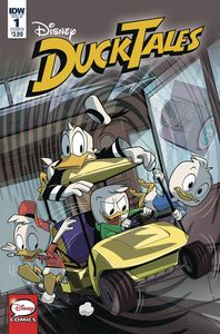 [Ducktales #1 (Cover B Ghiglione) (Product Image)]