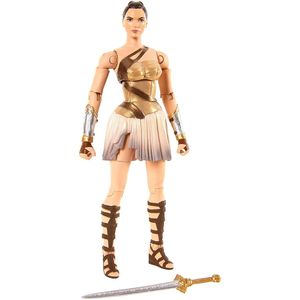 [DC Multiverse: Wonder Woman: Action Figure: Wave 1: Movie Themyscira (Product Image)]